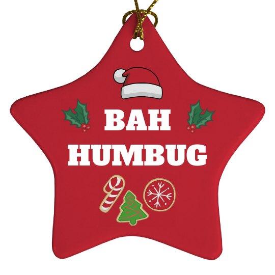 Bah Humbug Holiday Scrooge