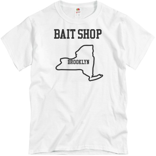 Bait Shop Brooklyn blue