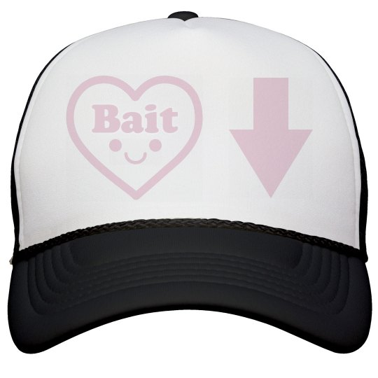 Bait Trucker Hat