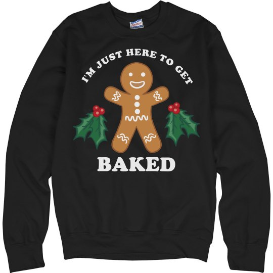 Baked For Christmas