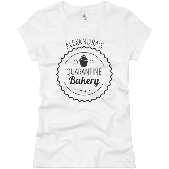 Bakery Brought to you by Quarantine
