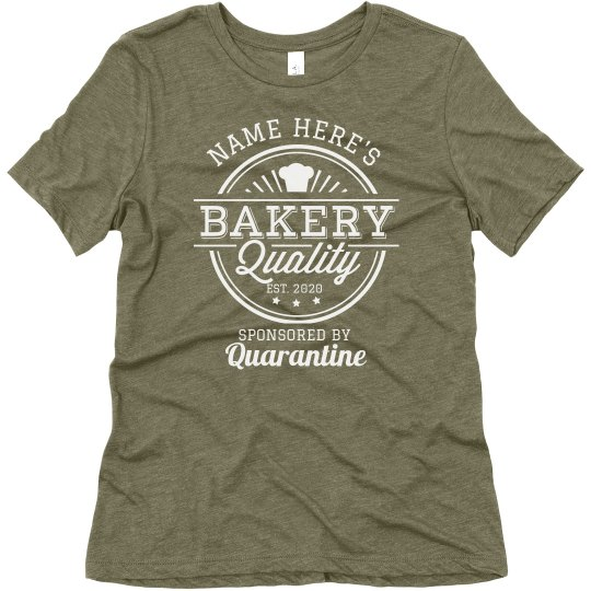 Bakery Sponsored by Quarantine