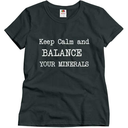 Balance Your Minerals T