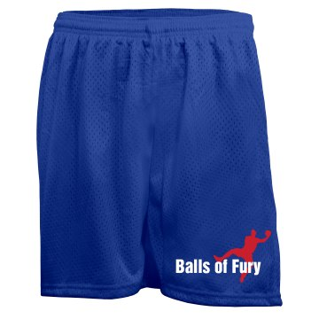Balls of Fury Shorts