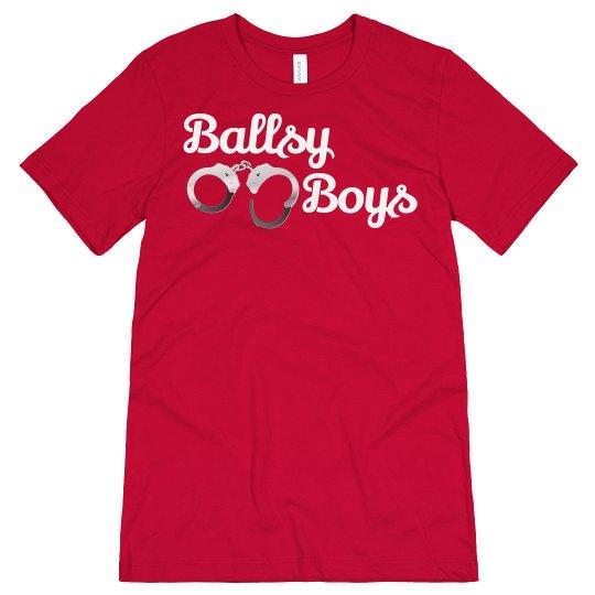 Ballsy Boys - Tank