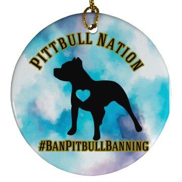 Ban pitbull banning