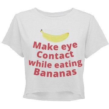 Banana Oversized Crop