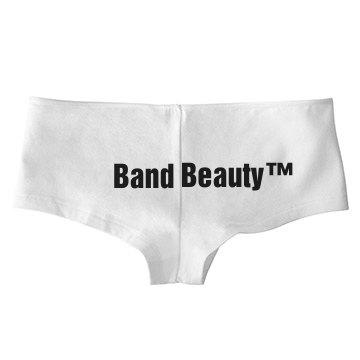 Band Beauty boy shorts