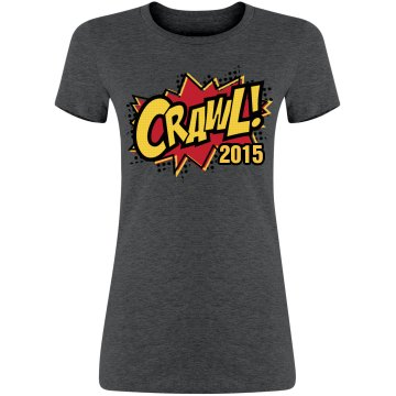 Bar Crawl Pow