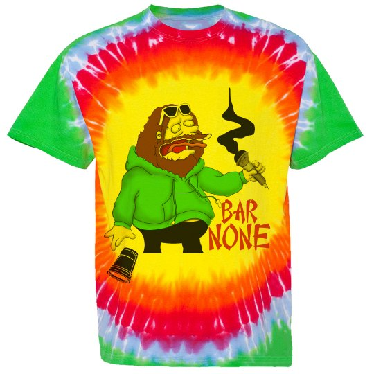 Bar None #MKOT Tye Dye T-shirt
