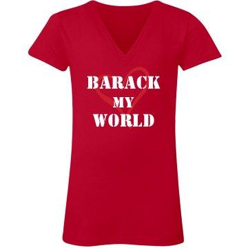 Barack My World