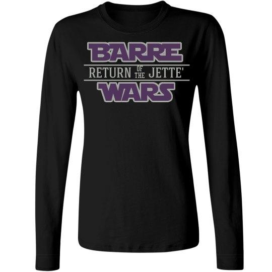 Barre Wars