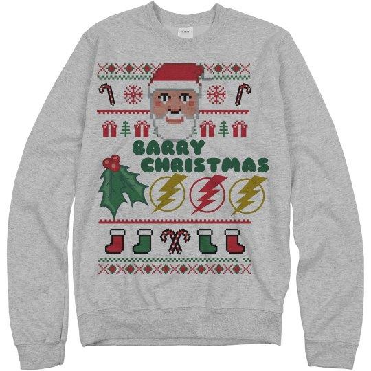 Barry Christmas FLASH