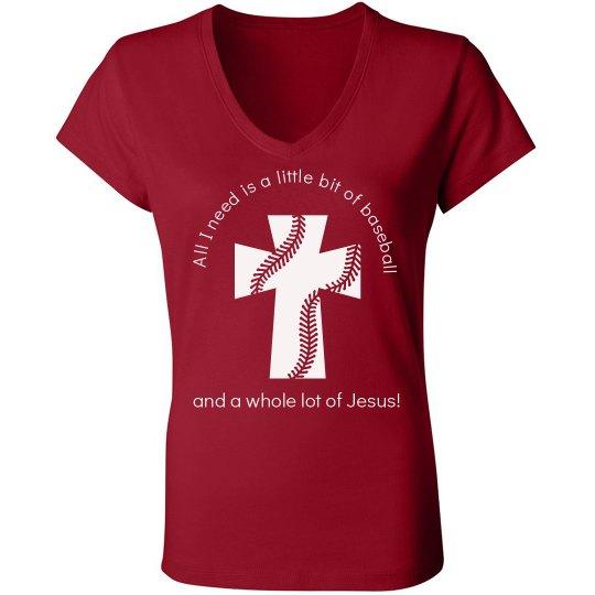 Baseball & Jesus
