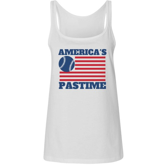 Baseball America's Pastime