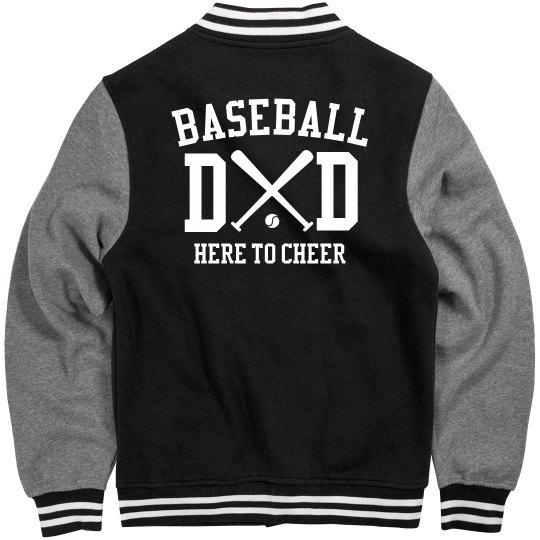 Baseball Dad Jacket