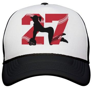 Baseball Girlfriend of 27