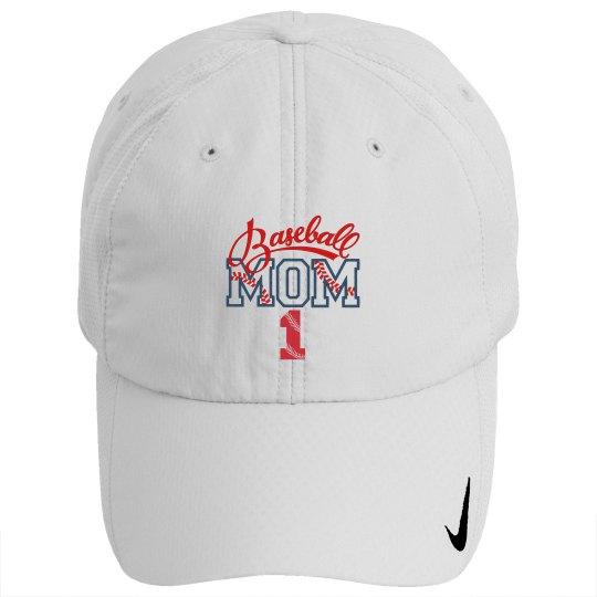 Baseball Mom Hat - Enter #