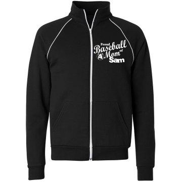 baseball mom jacket