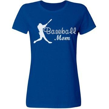 Baseball Mom Rhinestone