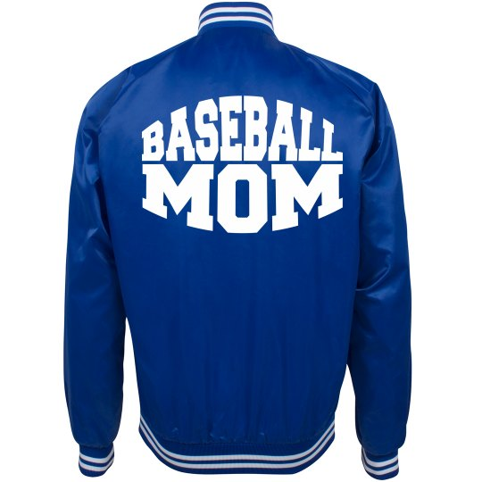 Baseball Mom Spring Sport Jacket
