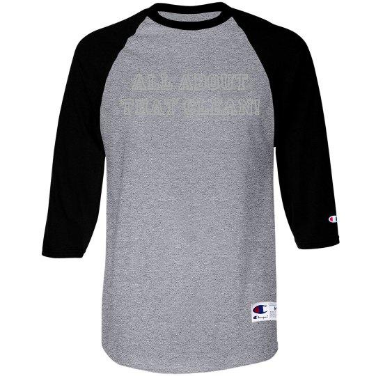 Baseball Shirt-no bling