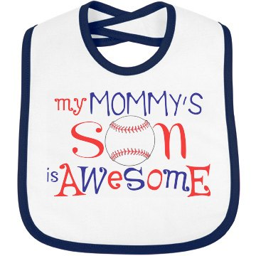 Baseball Son Saying