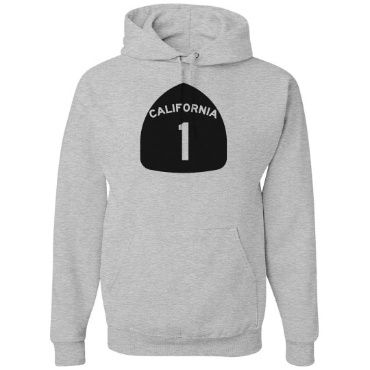 Basic CA 1 Hoodie - front only
