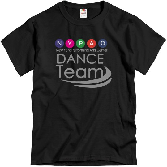 BASIC DANCE TEAM TSHIRT