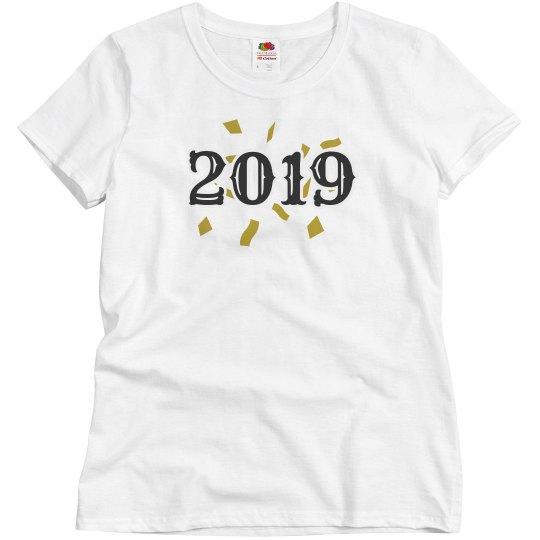 Basic New Year's Celebration 2019