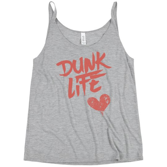 Basketball Babe Tank