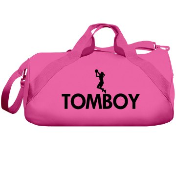 basketball bag tomboy