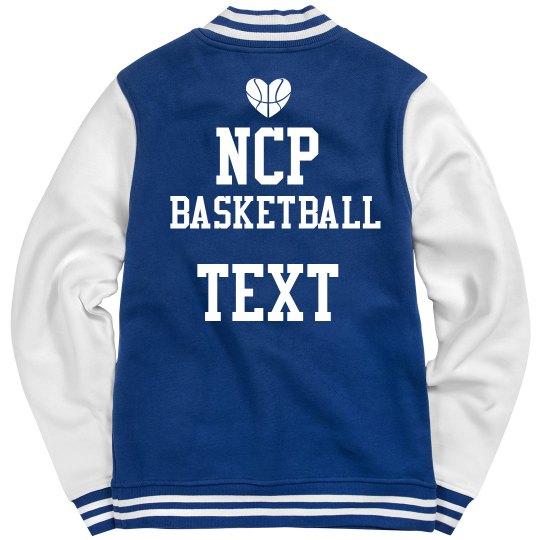 Basketball Letter Jacket