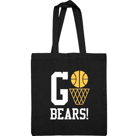 Basketball Mom Bag