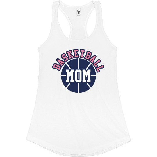 Basketball Mom Fashion