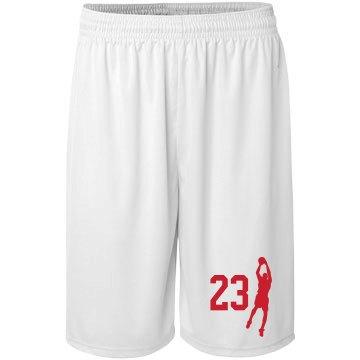 Basketball Player Number