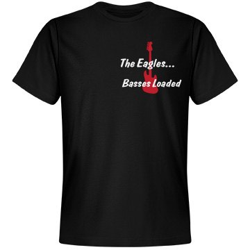 Basses Loaded main shirt
