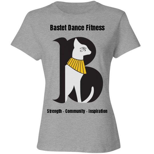"Bastet Ladies Tee - ""B"""