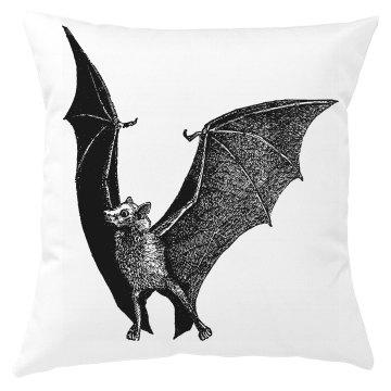 Bat Halloween Pillow Cover