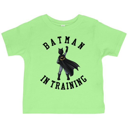 Batman in Training