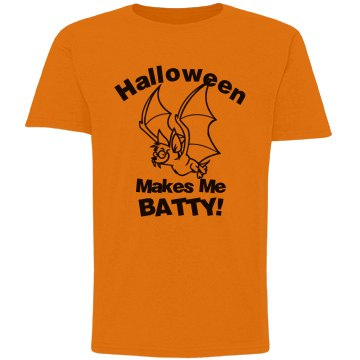 Batty Halloween Youth