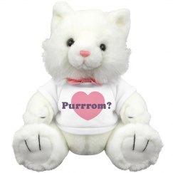 Prom Kitty Cat Pun