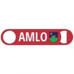 AMLO Bottle Opener Paddle