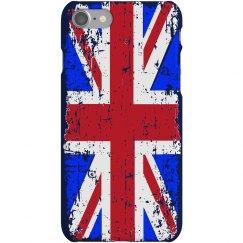 UK iPhone Case