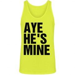 Neon Aye He's Mine