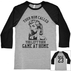 Funny Softball Mom and Baseball Mom Shirts to Customize