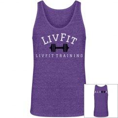 LivFit Mens Tank