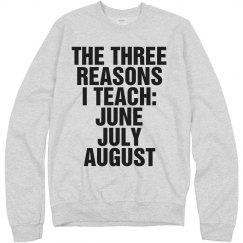 Funny Teacher Sweater