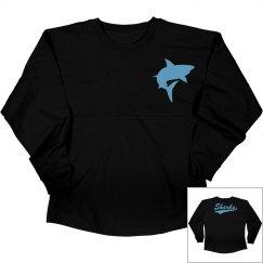 New York sharks long sleeve shirt.