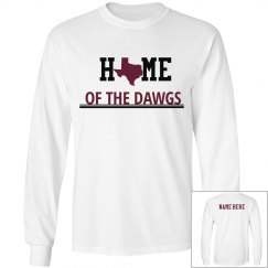 Home of the Dawgs Texas
